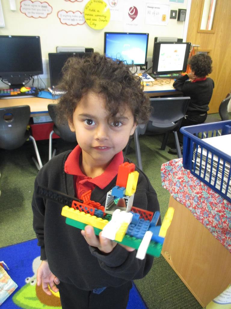 Moredon Primary & Nursery - Reception REP Term 1 Class Update